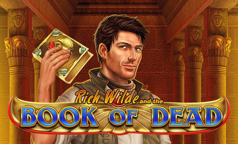 Book of Dead - Oppdag spilleautomaten fra Play'n GO