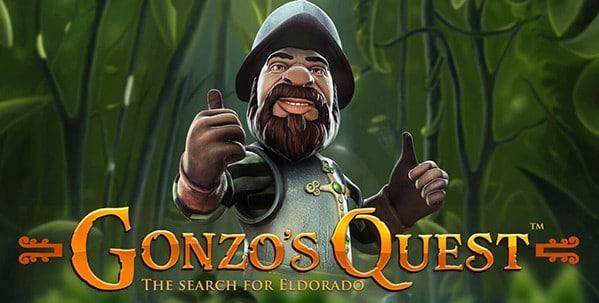 Gonzo's Quest - En klassisk spilleautomat