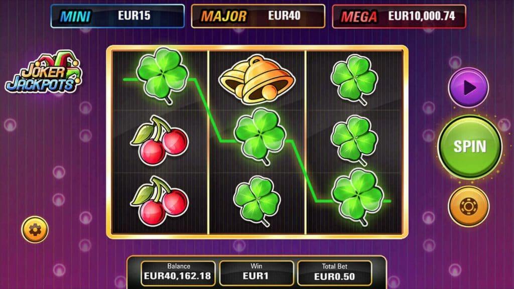 Joker Jackpots - Får du den høyeste utbetalingen?